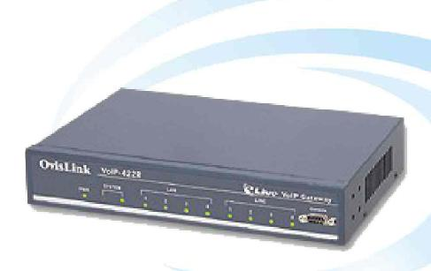 Airlive / Ovislink VoIP 404R