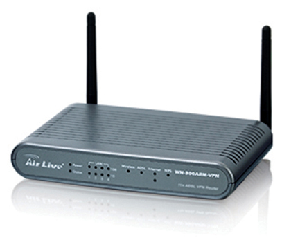 Airlive / Ovislink WN-300ARM-VPN