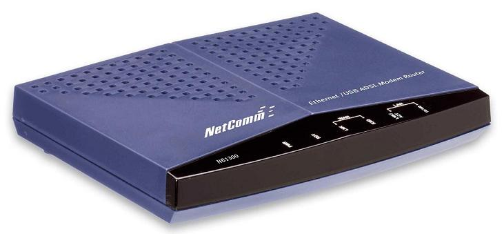 NetComm NB1300PLUS4